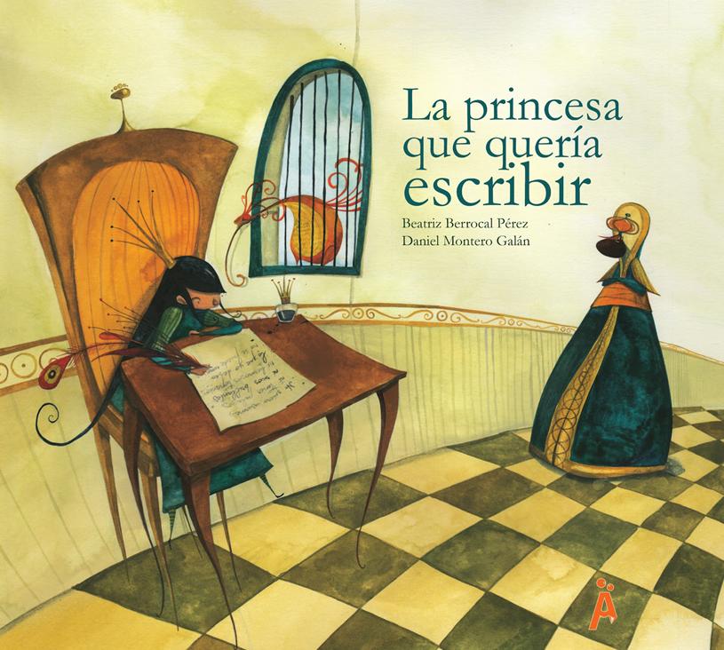 La princesa que queria escribir-1 copy