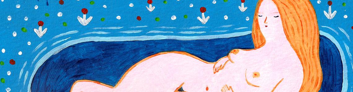 """""""Hijas del Sol"""" hasta el 29 de septiembre en El Armadillo Ilustrado en Zaragoza"""