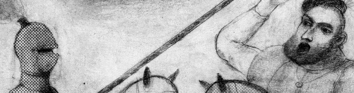 """""""La espada de Liuva"""", con ilustraciones de Pablo Auladell"""