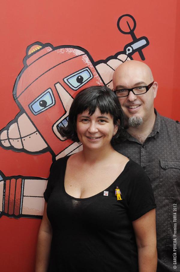Cristina Duran y Miguel Angel Giner