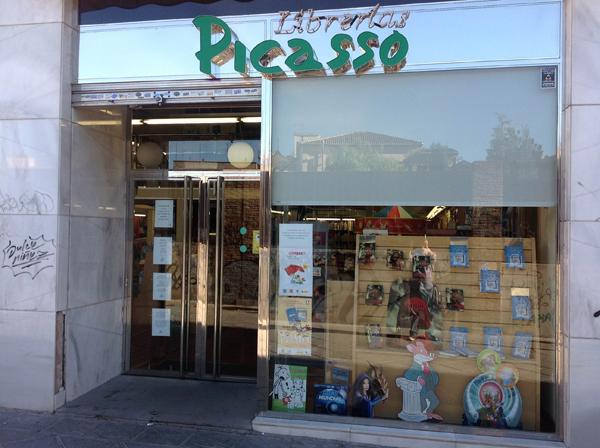 Libreria Picasso 4