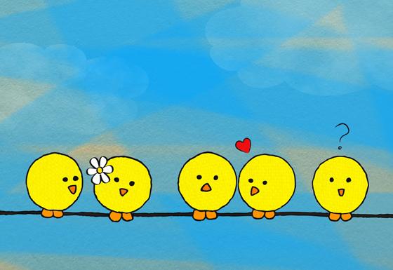 pollitos-amarillos