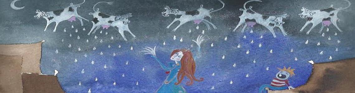 """Irene Ortiz: """"Mis ilustraciones guardan cierto aire pictórico, dentro de ambientes oníricos y del mundo de los sueños"""""""