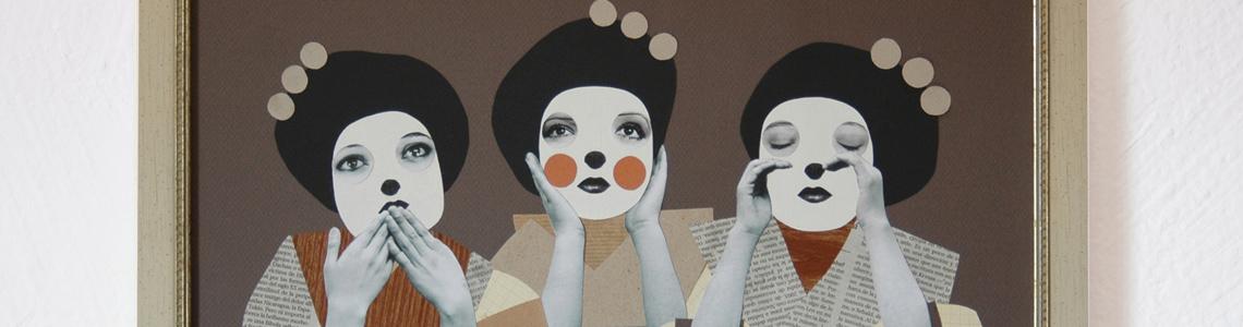 """Helena Pallarés expone """"Los sueños artificiales"""": """"Todas están basadas en una misma temática que siempre gira alrededor de la fantasía, la ilusión y los sueños"""""""
