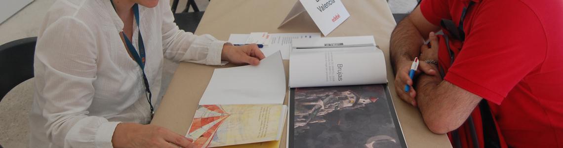 Hasta el 16 de junio tienen de plazo los participantes en las jornadas IlustraTour 2013 para solicitar entrevistas con editores en el programa IlustraTour Network ¿no vas a ir?