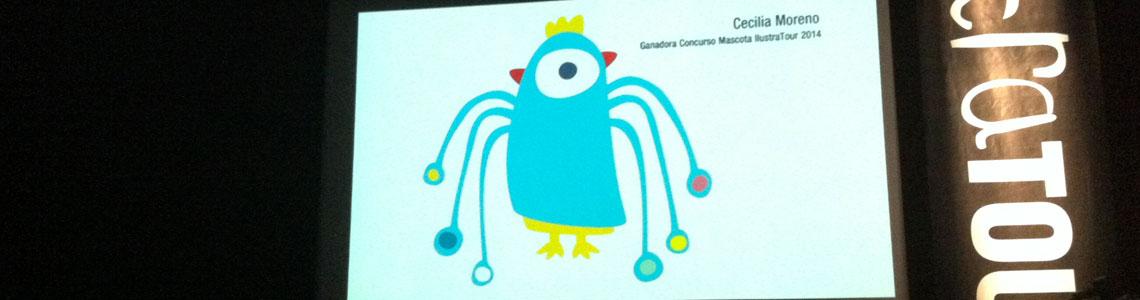 La ilustradora Cecilia Moreno gana el Premio Pato Pollo 2014 y su creación será la imagen del próximo IlustraTour