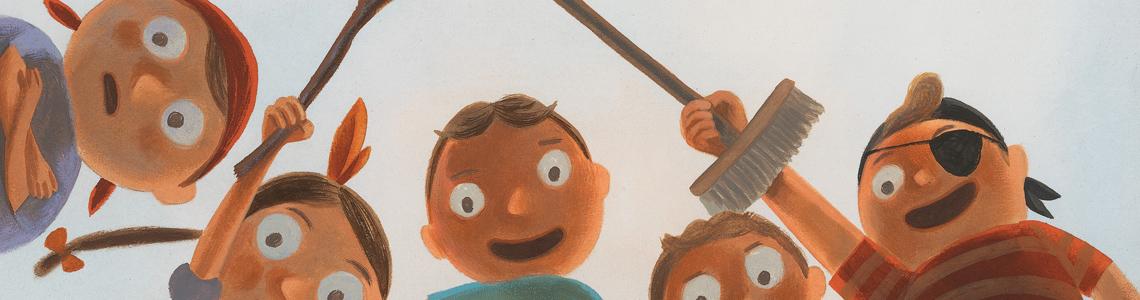 """El ilustrador Manuel Monroy nos habla de su trabajo en """"Un pueblo lleno de bestias"""", disponible en España en versión digital"""