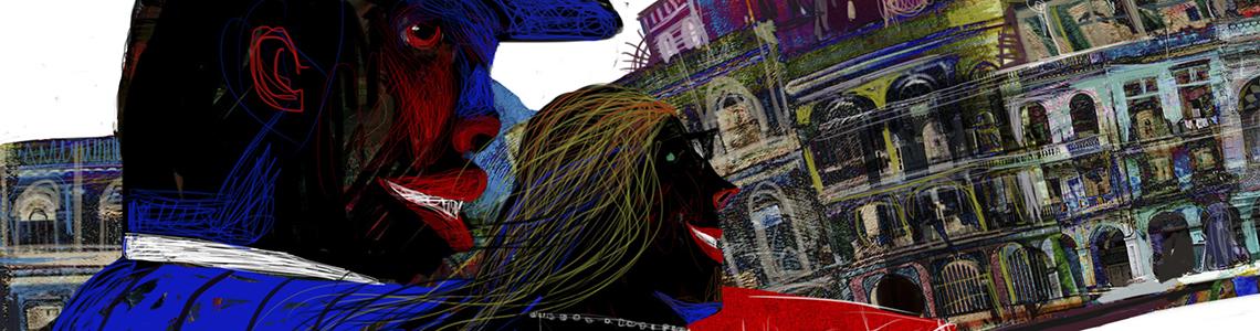"""Ajubel ilustra """"La noche triste de Chano Pozo"""". Con texto de Leonardo Padura, cuenta la historia de uno de los músicos cubanos más trascendentes del siglo XX"""