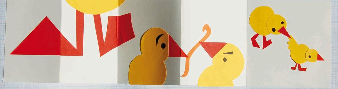 """El ilustrador Katsumi Komagata deslumbra e inspira a los asistentes a IlustraTour 2014: """"El papel es muy importante. Los libros envejecen como nosotros"""""""