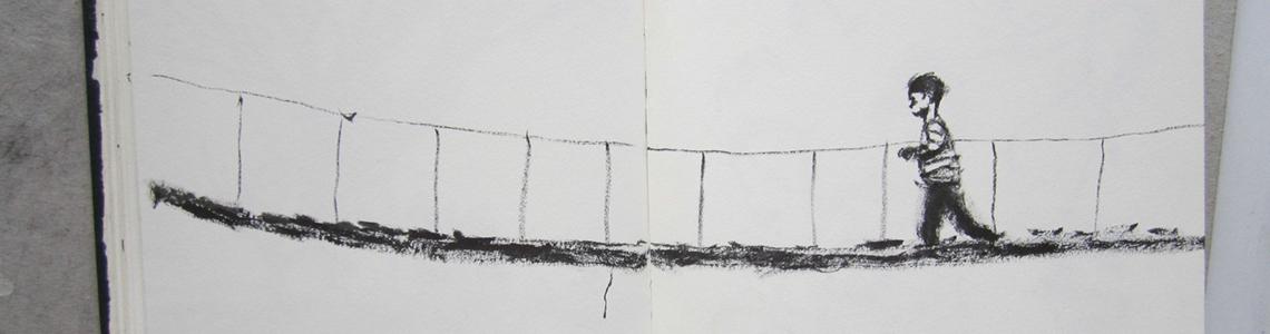 Los cuadernos con nombre de Pablo Auladell