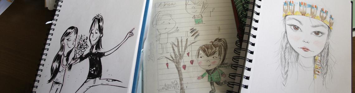Los cuadernos de… Adribel