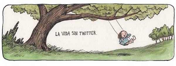 Liniers sin twitter