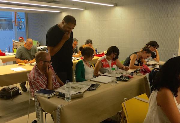 Taller Manel Fontdevila