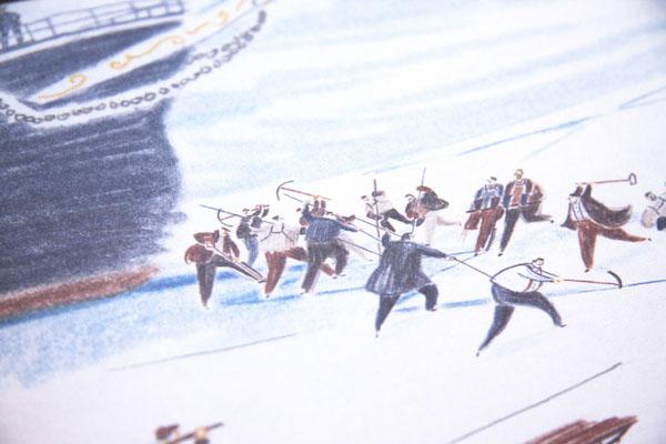 Viaje Shackleton William Grill