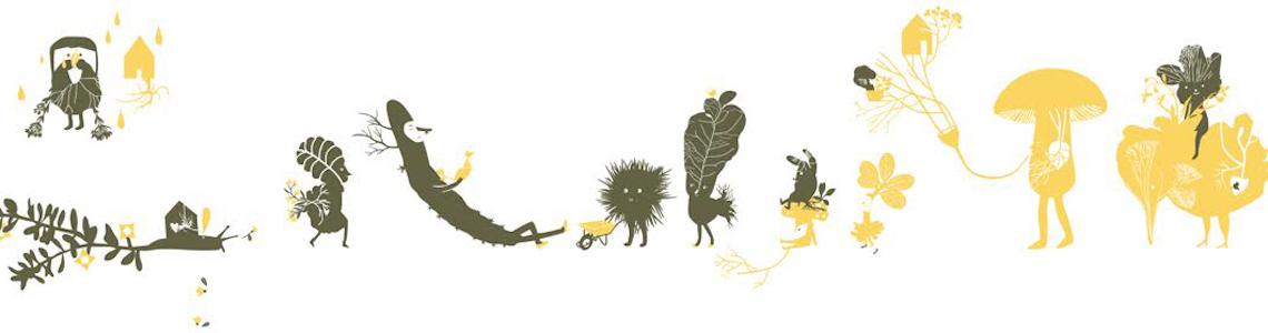 """IlustraTour 2015 contará con la presencia de Ana Ventura: """"La creatividad está en todos los sitios, solo es necesario mirar de una manera distinta a todo nuestro entorno"""""""
