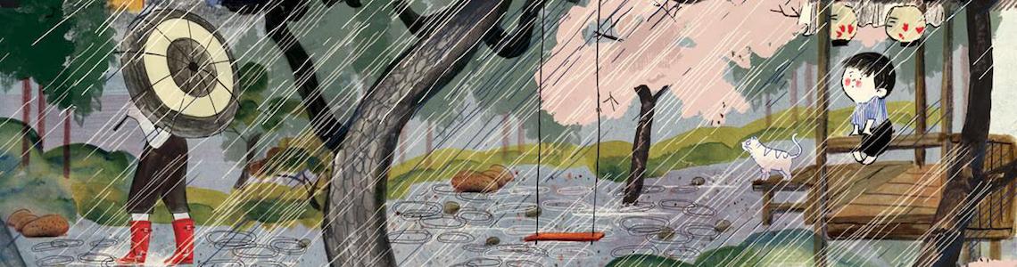 """Luciano Lozano y 'El podador de bonsáis': """"Lo más difícil ha sido encontrar el tono de las ilustraciones. Hace 8 años, cuando empecé el proyecto no estaba preparado para hacer todo lo que he podido hacer en este libro"""""""