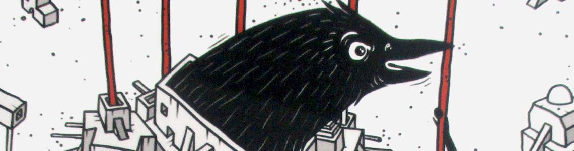 """La exposición """"El Políptico de los Iluminados"""" en el Matadero de Madrid se acerca al autor flamenco desde el punto de vista de la ilustración española actual"""