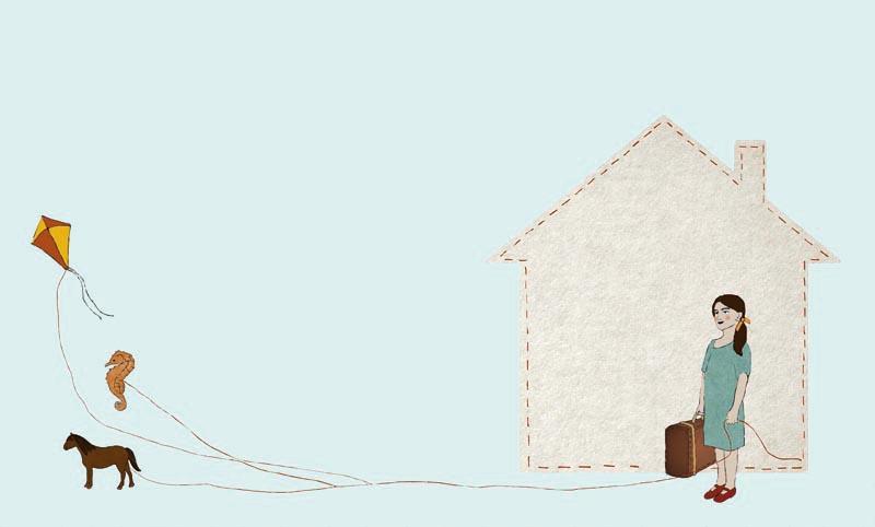 poesía Versos como una casa