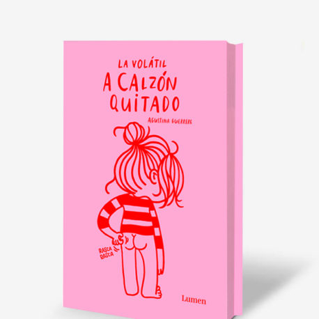 Agustina Guerrero la Volátil