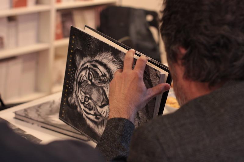 Ricardo Martínez animal ilustrado