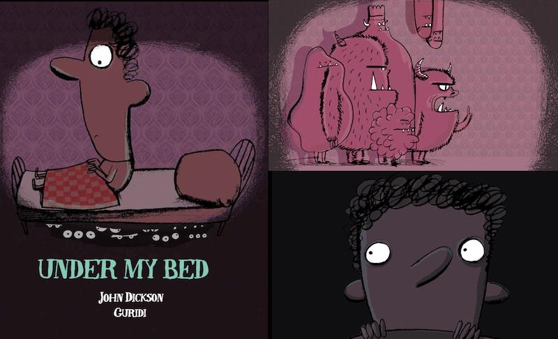 Guridi Under my bed