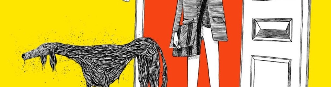 Ramón París Un perro en casa