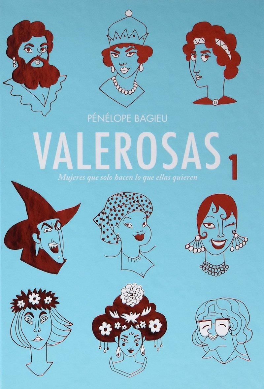 Penélope Bagieu Valerosas
