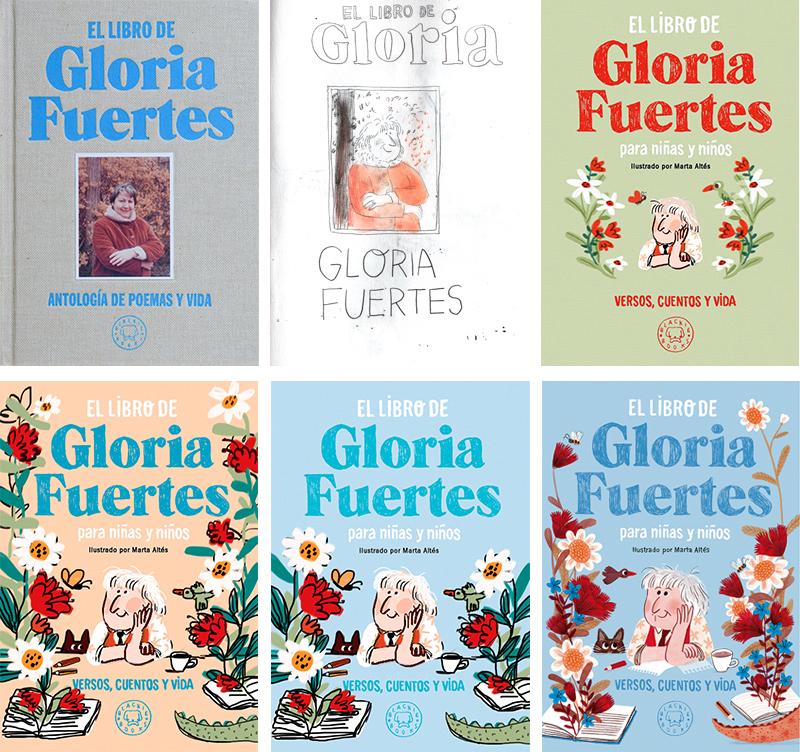 Marta Altés Gloria Fuertes