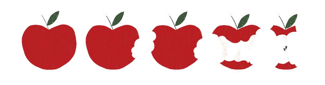 Neus Caamaño Por una manzana