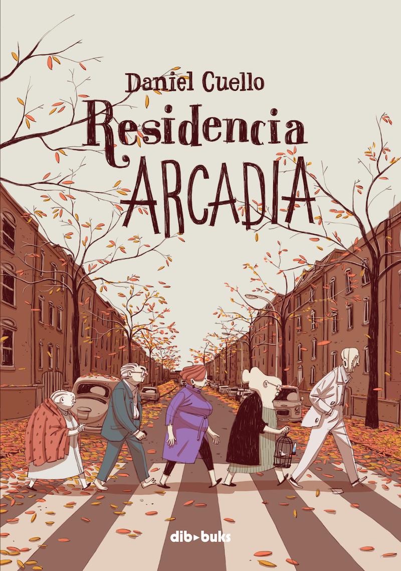 Daniel Cuello Residencia Arcadia
