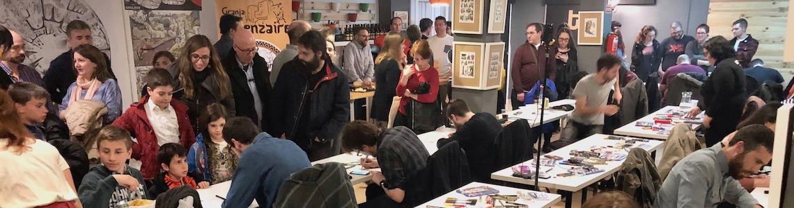 40 ilustradoras e ilustradores dibujan para Granadown en 'Creadores a Sueldo'