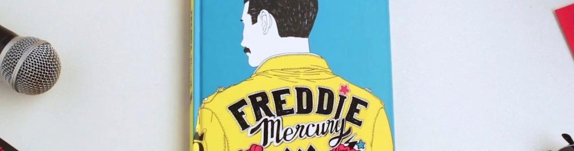 Alfonso Casas y 'Freddie Mercury'