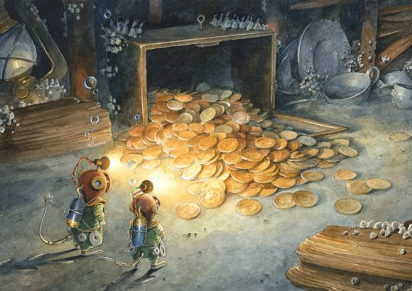 Ratones aventureros. Torben Kuhlmann y 'Edison'