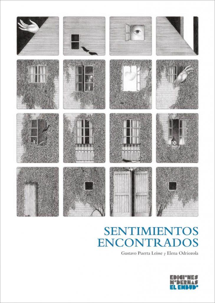 Sentimientos encontrados, Gustavo Puerta Leisse y Elena Odriozola.
