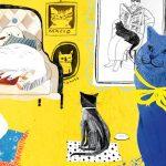 Marianna Sztyma nos ilustra sobre el mundo de los gatos