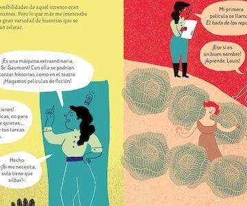 'Cinematográfico', de Ana Pez y Gema Sirvent