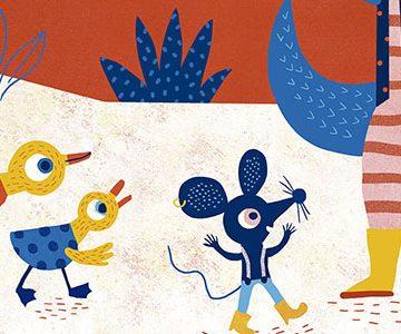 Mariana Ruiz Johnson ilustra poemas de Alberti