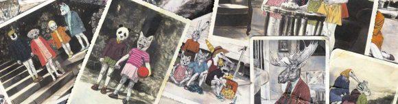 'La colección del abuelo' y de Bruna Valls