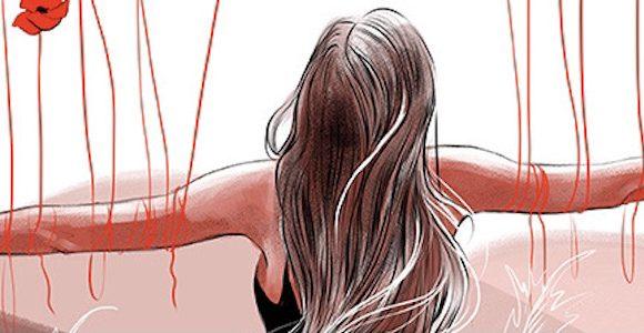 Chari Nogales y 'La intermitencia del hilo rojo'