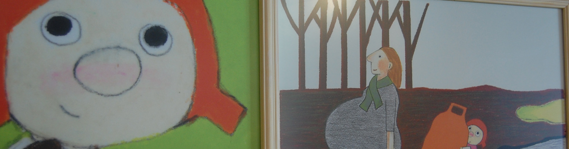 """""""An elephant came by. 24 Dutch illustrators"""" hasta el 2 de septiembre en el Laboratorio de las Artes de Valladolid"""