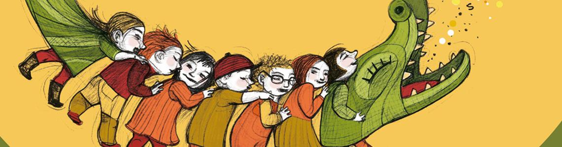 Las ilustradoras Mónica Carretero y Noemí Villamuza 'iluminan' el cierre de la Feria del Libro de Segovia