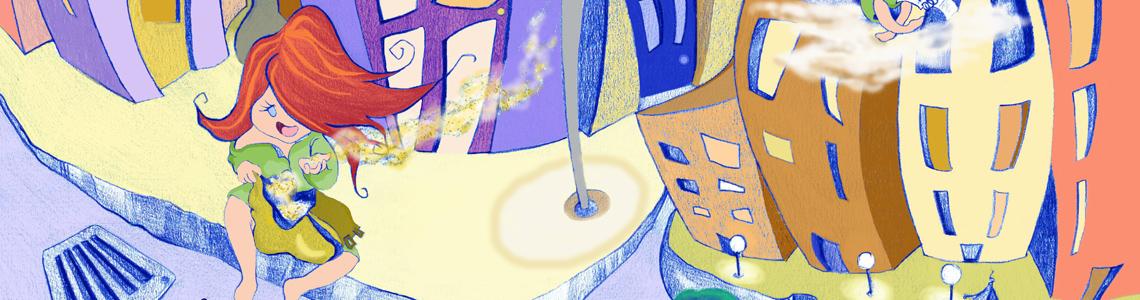 """Isa Lozano: """"El ilustrador tiene que llamar, llamar y llamar a una puerta y a otra, hasta que te abran"""""""