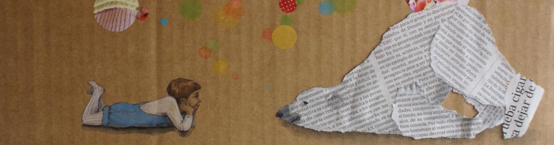 Un oso polar y un niño protagonizan este cuento 'reciclado' que intenta remover conciencias, por Jihee Park