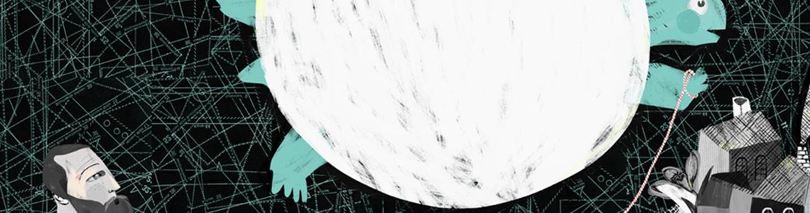 """""""El hombre que quiso conocer a la luna"""", Primer Premio de Álbum Ilustrado de Edelvives, ya está en las librerías"""