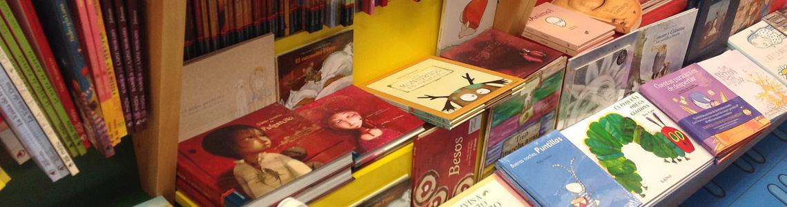 Librería Infantil y Juvenil Picasso, un gran espacio en Granada