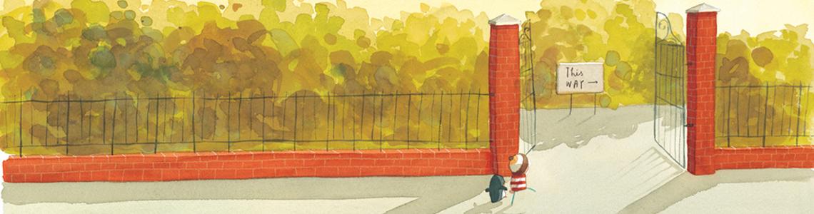 ¿Te lo vas a perder? Jornadas IlustraTour 2013: Oliver Jeffers