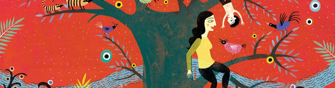 """Mariana Ruiz Johnson y """"Mamá"""": """"Este libro es un poema para las mamás y sus hijos, un homenaje a la entrega de la mujer y a la madre naturaleza"""""""