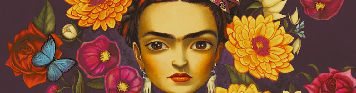 """Benjamin Lacombe y 'Frida': """"He aprendido mucho haciéndolo, la dificultad es rendir un homenaje pero manteniendo su voz original"""""""