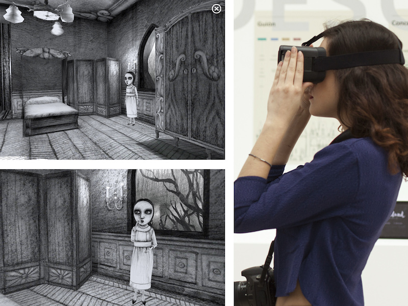 Realidad virtual erthaland ©Unit Experimental, UPV