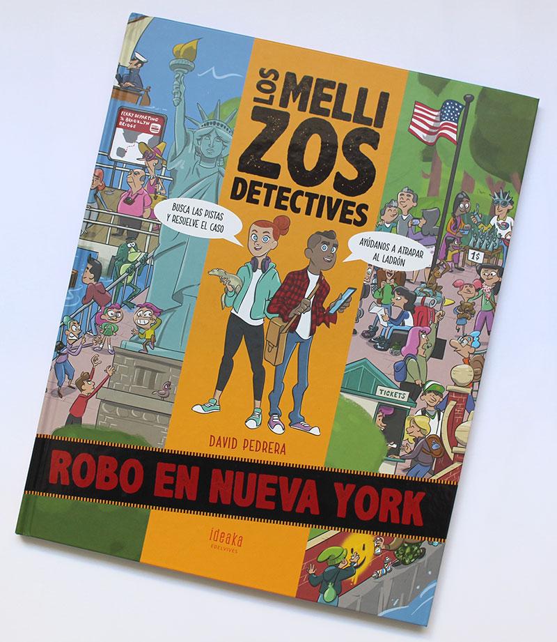 David Pedrera Los Mellizos detectives